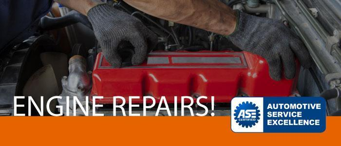 Engine Repair Service